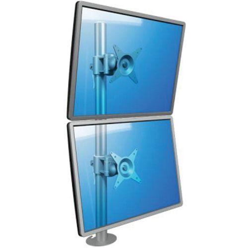 Support à fixer / pincer  Viewmate 52672 - 2 écrans