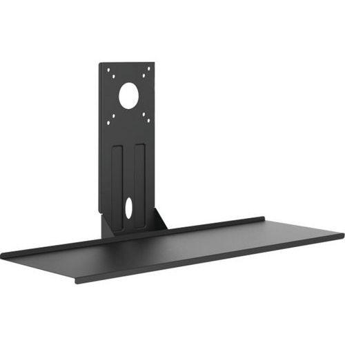 Support plateau clavier-souris pour bras lcd vesa 75/100