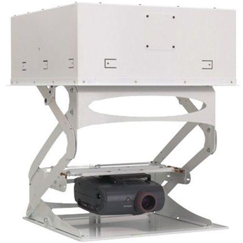Support vidéoprojecteur SL236SPi plafond 914mm motorisé