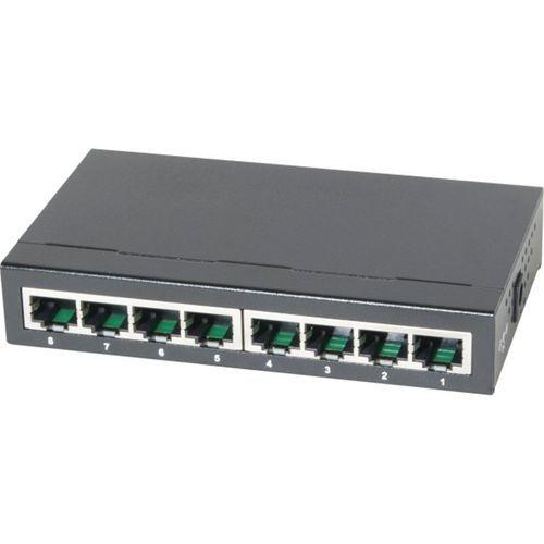 Switch auto-alimenté par P0E - 8 ports 10/100