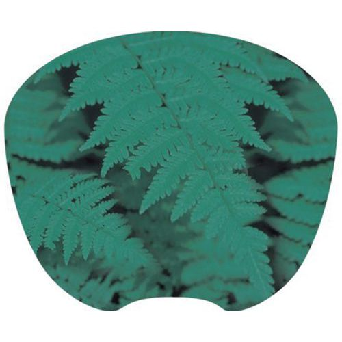 Tapis souris micro capsules - décor vert