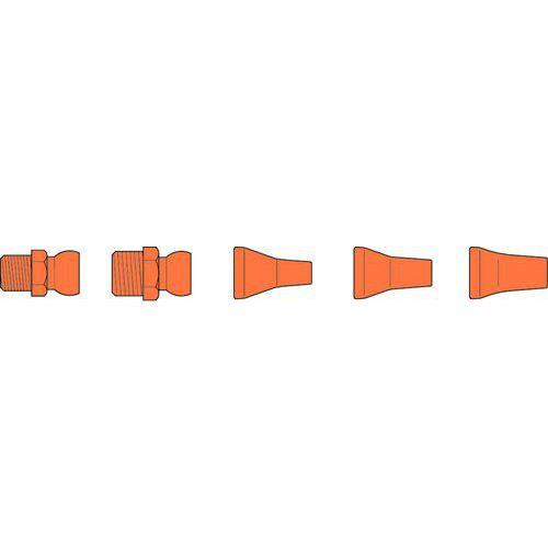 """12,7mm Loc Line Flexibles d/'arrosage 1//2/"""" Ensemble de segments"""