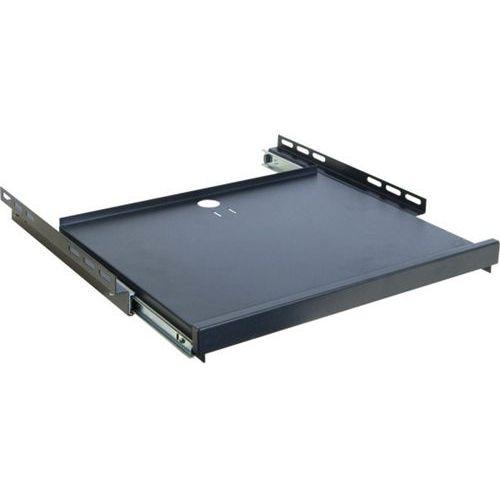 Tiroir clavier 19 pour baie 800 mm noir