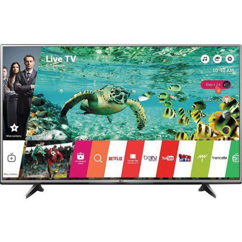 Téléviseur professionnel LG PRO CENTRIC SMART 43 43LV761H
