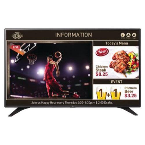 Téléviseur professionnel 43 LG Goldstar 43LW540S