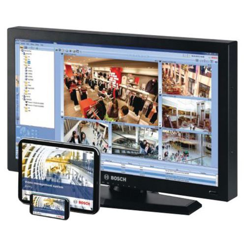 Video Management System 6.5 Version Pro Bosch