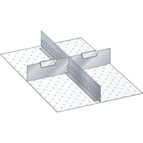 Kit matériel subdivision 18x27E (LxPxH) 306x459x150mm-lista