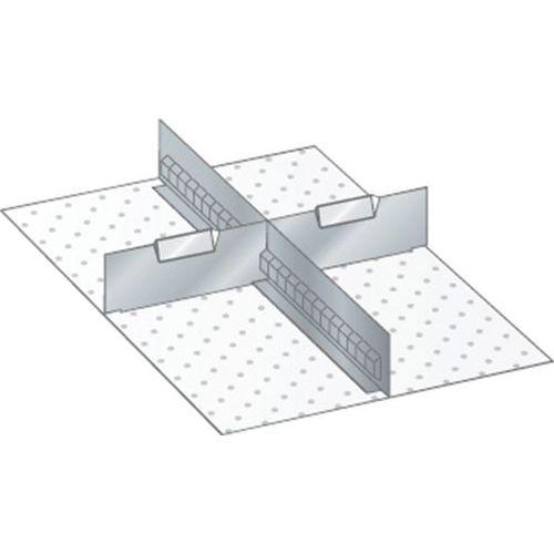 Kit matériel subdivision 18x27E (LxPxH) 306x459x300mm-lista