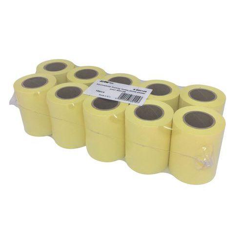 Recharge notes repositionnables jaune Brix - 60 mm x 10 m