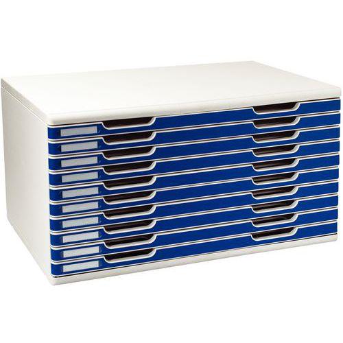 module de classement pour format a3 10 tiroirs. Black Bedroom Furniture Sets. Home Design Ideas