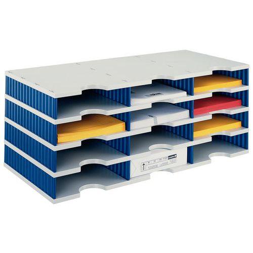 Système de rangement Styrodoc - 12 compartiments