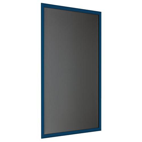 cadre pour affiche castor bleu. Black Bedroom Furniture Sets. Home Design Ideas