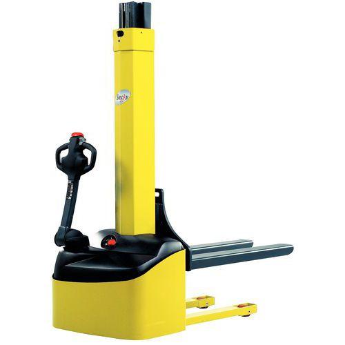 Gerbeur électrique ergonomique Stacky - Capacité 1000 kg