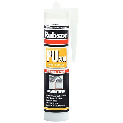 Mastic polyuréthane Spécial collages souples PU200