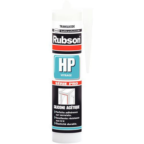Mastic spécial vitrage HP