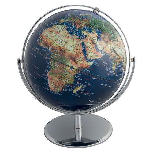 Globe géopolitique de décoration multidirection - Sur socle