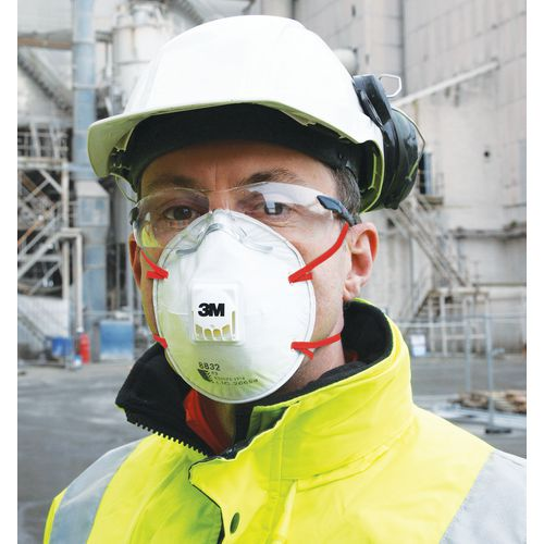 masque de protection 3m ffp3