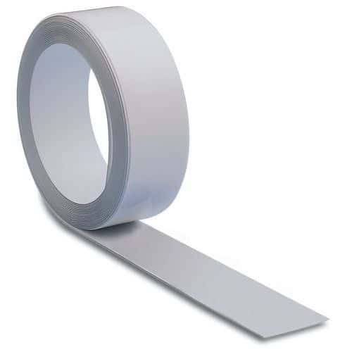 Bande magnétique Ferro - Modèle adhésif - Blanc