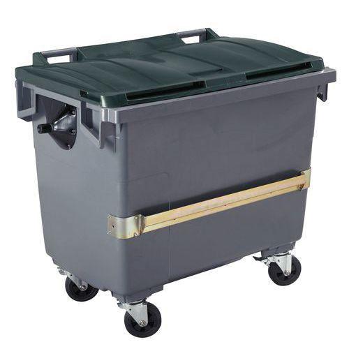 Conteneur mobile plastic omnium 500 l for Plastic omnium auto exterieur services
