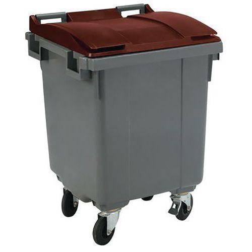 Conteneur mobile plastic omnium 400 l for Plastic omnium auto exterieur services