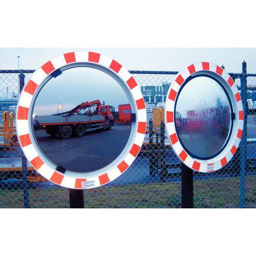 Miroir de sécurité extérieur antibuée et anticondensation Hydro Jislon - Voie publique
