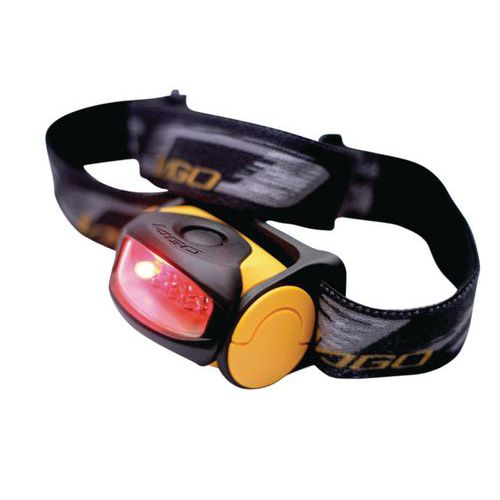 Lampe frontale LED Boxer 450 - 29 lm - Lago