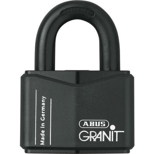 Cadenas Granit classique série 37 – Pour clé passe – 2 clés