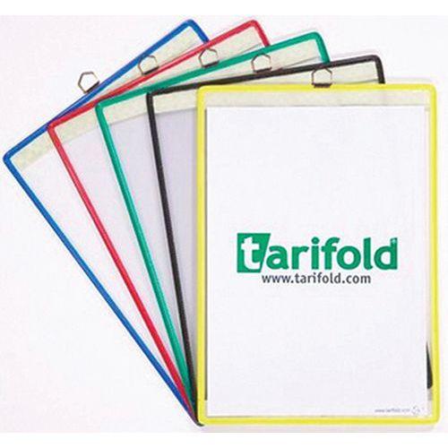 Pochette d'affichage à suspendre Tarifold