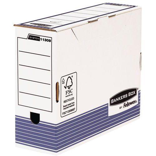 Boîte d'archive automatique Bankers Box A4+