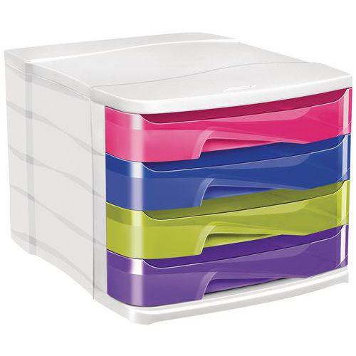 Module de classement Cepbox - 4 tiroirs