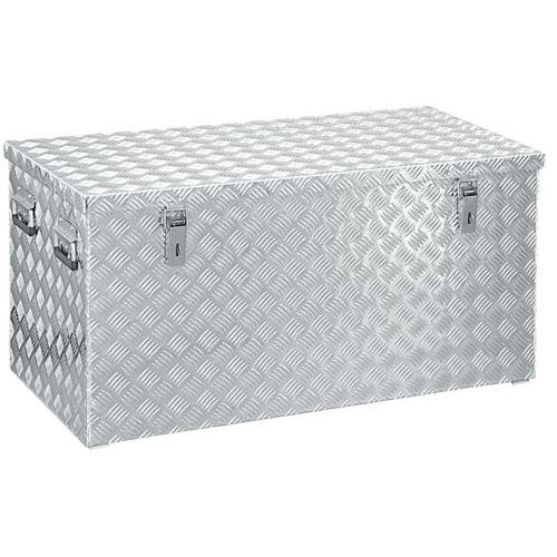 viso Coffre Aluminium Haute r/ésistance 120L