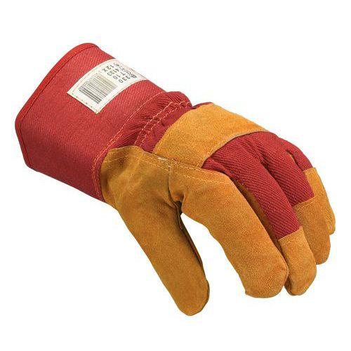 Gants de protection thermique cuir anti froid taille 10