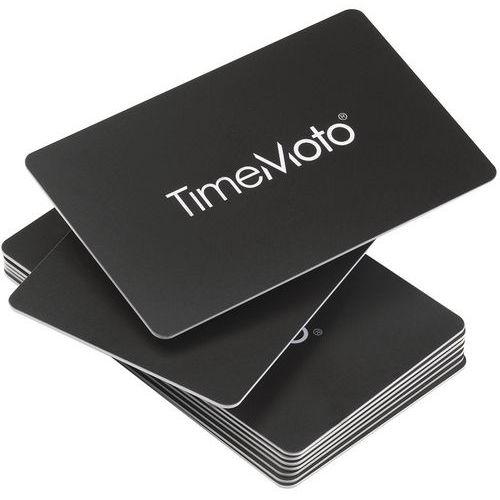 Pack 25 cartes RFID pour pointeuse TimeMoto