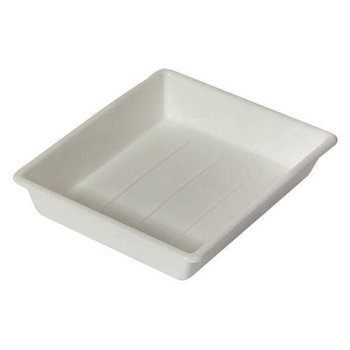 Bac multi-usage - plat - blanc L HT:230 mm l HT:180 mm