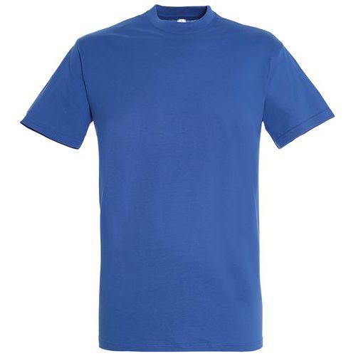 T shirt unisexe col rond royal xl