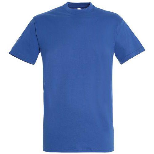 T shirt unisexe col rond royal xxl