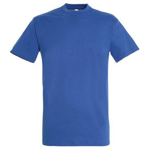T shirt unisexe col rond royal l