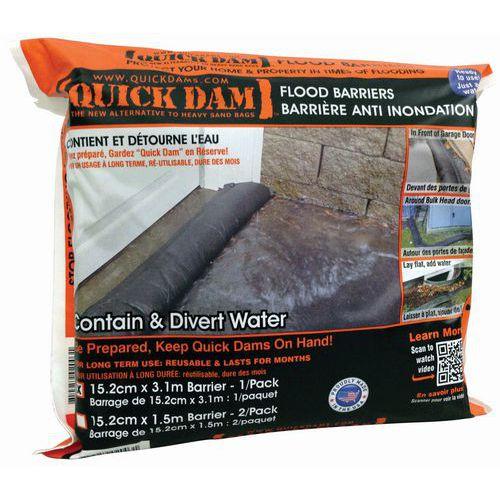 boudin anti inondation quickdam. Black Bedroom Furniture Sets. Home Design Ideas