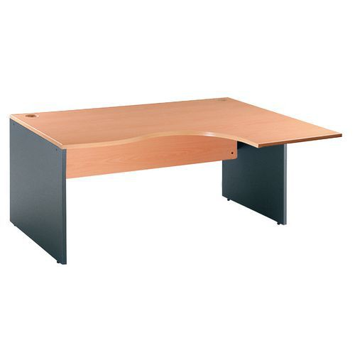 bureau compact office ii pi tement panneau. Black Bedroom Furniture Sets. Home Design Ideas