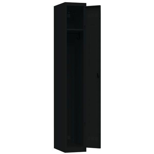 Vestiaire bureau - 1 colonne - Largeur 300mm