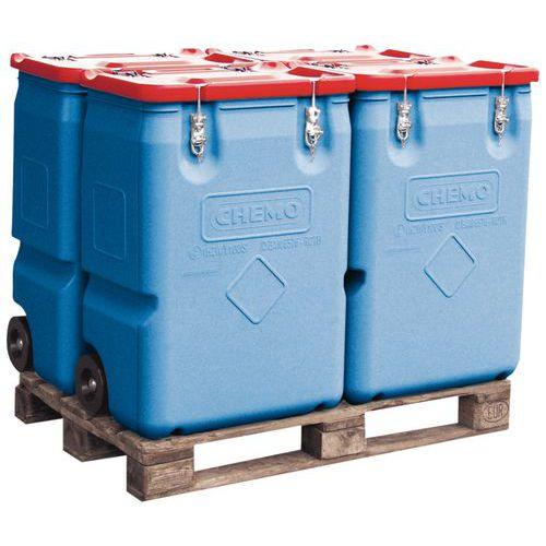Box pour produits dangereux - 170 L