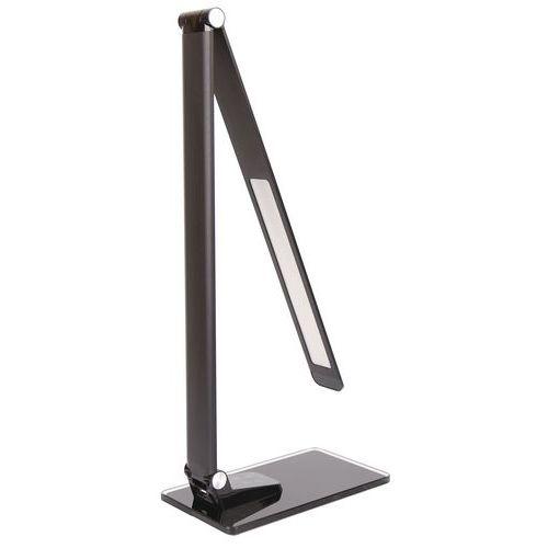 Lampe de bureau avec recharge de téléphone Staglass - Aluminor