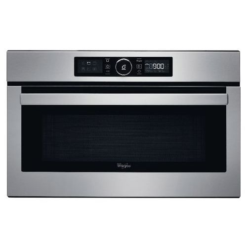 Micro ondes encastrable gril Whirlpool 22 litres AMW439NB