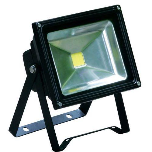 projecteur led rechargeable 20w 2000 lm. Black Bedroom Furniture Sets. Home Design Ideas