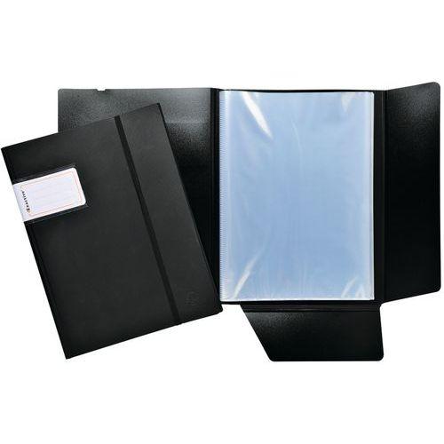 Protège-documents soudé polypropylène 80 vues exactive A4