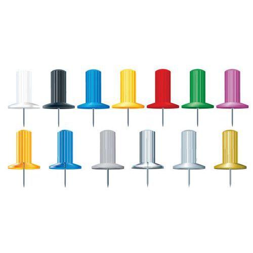 Boîte de 100 épingles papic hauteur de pointe 7mm