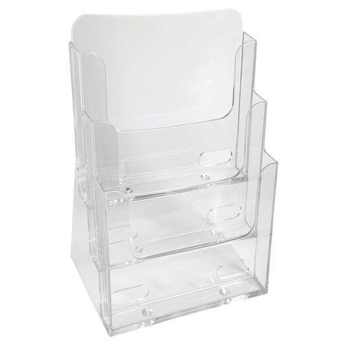 Distributeur monobloc a4 (3 compartiments)