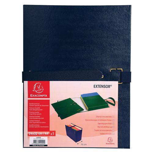 Chemise dos extensible extensor® - 24x32cm