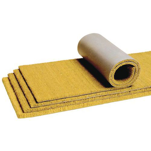 tapis brosse coco le m tre lin aire. Black Bedroom Furniture Sets. Home Design Ideas
