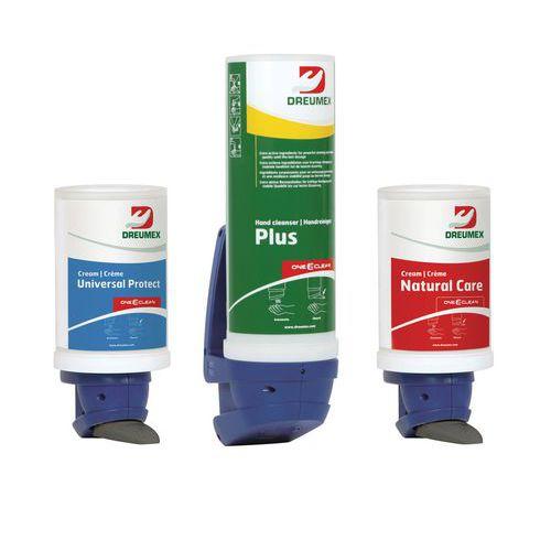 Distributeur automatique savon, crème et gel - One2clean Dreumex